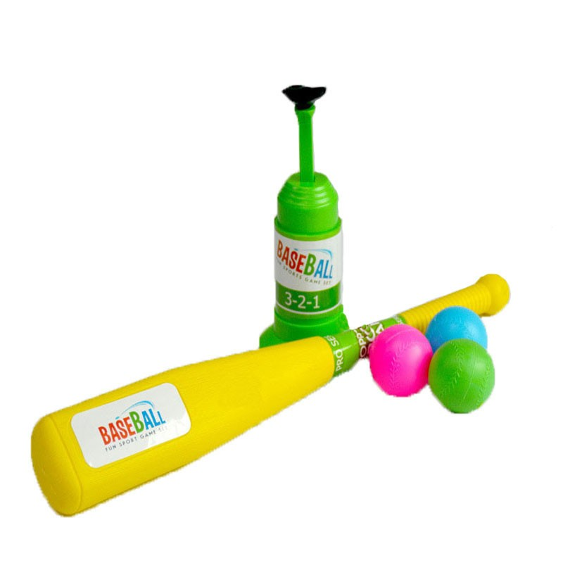 childrens baseball launch exercise device for outdoor childrens leisure outdoor games toy childrens boys girls gifts