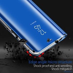 Image 5 - 스마트 미러 플립 전화 케이스 샤오미 Redmi GO 5A 참고 8 9T K20 6 6A 8A 5 4 4X 7 9 8 SE 7A CC9E A3 라이트 프로 커버 가죽 케이스