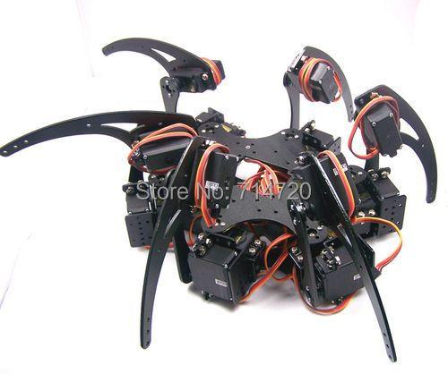 Hexapod Robot Kit with 18 MG995 Servo Motor And 32 Servo Controller optimal and efficient motion planning of redundant robot manipulators