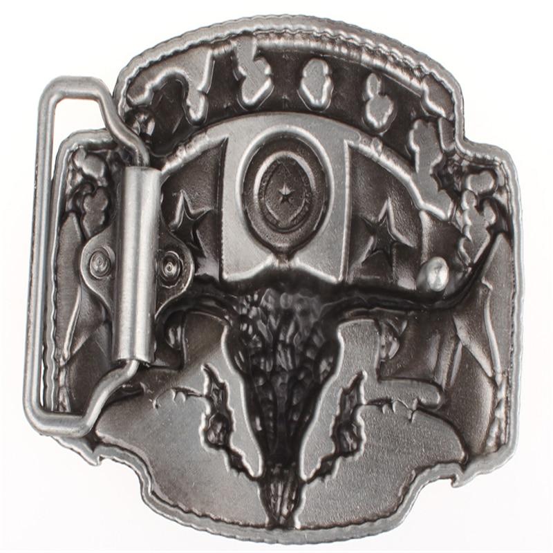 Salvaje oeste personalidad de vaquero Cinturón de los hombres - Accesorios para la ropa - foto 4