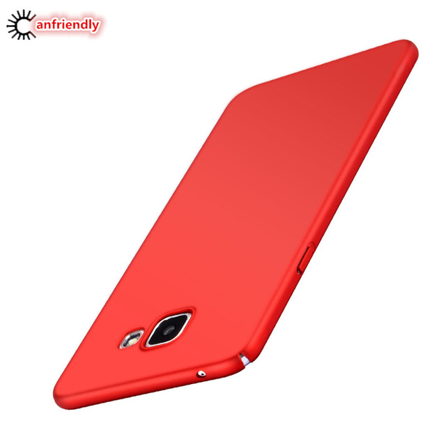 outlet store d68de 67669 US $3.29 45% OFF|For Samsung A5 6 2016 Case Ultra Thin Slim Back Hard PC  Phone Protective Cover For Samsung Galaxy A5 A 5 6 2016 SM A510F + Gift-in  ...