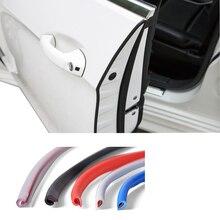 Универсальная автомобильная Дверь Защита от царапин/Защитная крышка для края краш-бар Защита от столкновений бампер Защита Автомобиля Наклейка полоса Авто стиль