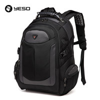 Laptop Backpack Men Outdoor Travel Sport Bag Waterproof Oxford Casual European Style School Bags For Teenagers