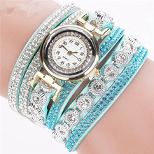 Fashion Women Watches Watched Relogio Feminino Luxury Women Full Crystal Wrist Watch Quartz Watch Relojes Mujer Gift