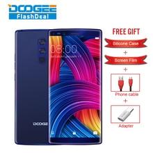 Original DOOGEE MIX 2 5.99 Inch Face Unlock 6GB RAM 64GB ROM Helio P25 Octa-Core 4G 4060mAh Smartphone 4 Cameras 5.99 inch