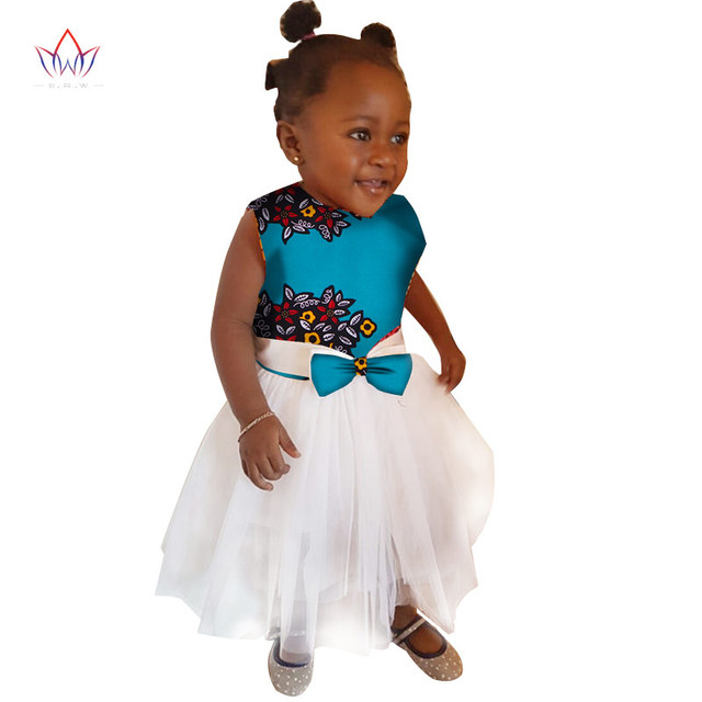 92edd4b72ac08 US $48.89 |2019 African Women Clothing kids dashiki Traditional cotton  Dresses Matching Africa Print Dresses Children Summer BRW WYT118-in Africa  ...