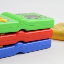 Classic Handheld Tetris Game Console