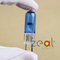 For OSRAM HLX64642 Plated Blue 24V150W G6.35 Mediland Shadowless Lamp With blue film Free Tracking