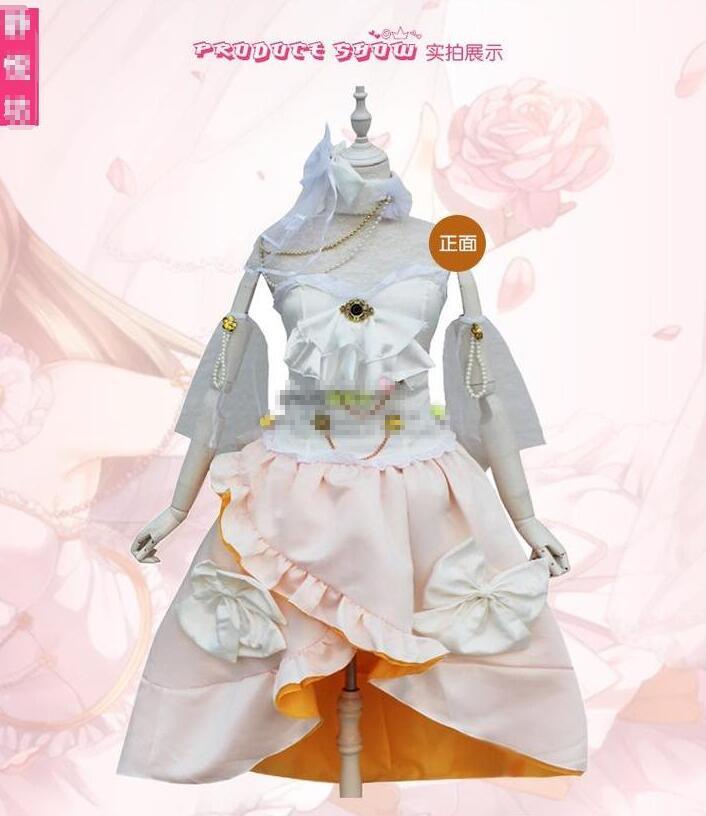 Love Live Cosplay Kotori Minami Cos Cartoon Sweet Cute Romantic
