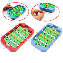 New 1Pc Mini Table Top Football Table Football Foosball Board Machine Game  Home Toy Gift