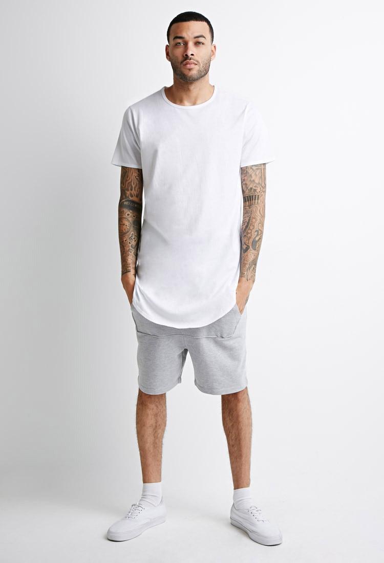 mens hip hop clothing streetwear kanye west mens t shirts fashion ...