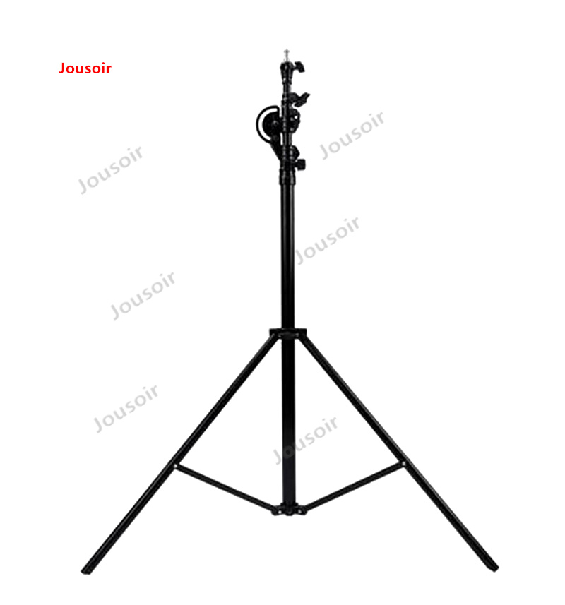 Photo shoot lamp outside lamp bracket 4 meters high tripod crossarm dome light telescopic air cushion flash lamp CD50 T03