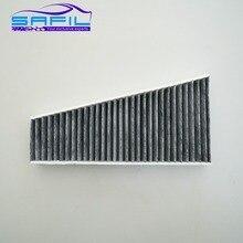 Воздушный фильтр для салона для Audi A4LQ5 A5 S5 внешний фильтр кондиционера ядро один фильтр ядро 8KD 819 439 A 8KD819439# ST245-1