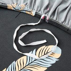 Image 5 - Parkshin Nordic All inclusive składana kanapa pokrywa mocno owinąć ręcznik Sofa narzuta na sofę bez podłokietnika housse de canap cubre