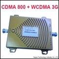 65dbi dual band de reforço CDMA 800 Mhz Impulsionador + 3G 2100 Mhz Repetidor dual band repetidor CDMA 3G gsm impulsionador repetidor WCDMA 3G IMPULSIONADOR