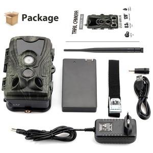 Image 5 - Suntekcam HC 801LTE 4G Hunting Camera 16MP 64GB Trail Camera IP65 Photo Traps 0.3s Wild Camera With 5000Mah Lithium Battery