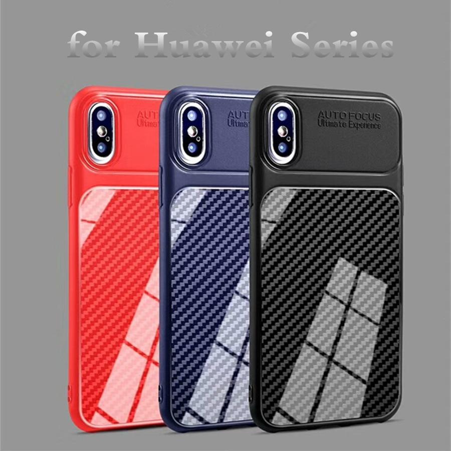 for Huawei P20 Lite P10 P8 Lite 2017 Case Huawei Nova 3 3E 2i 2 Lite Honor 10 8 9 Lite 6X 7A 7C Cover Silicone Back Phone Case nokia 8 new 2018