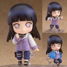 New Anime Naruto Character Hyuga Hinata Nendoroid 879 BJD Cute Action Figure Model Toys Gifts