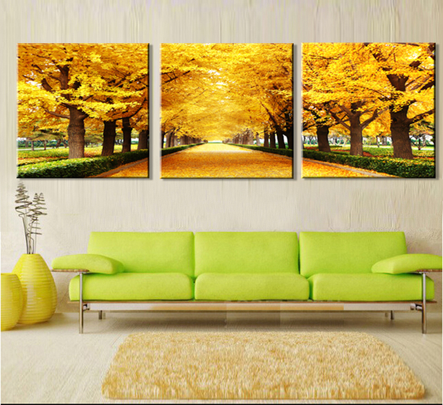 Modern Printed Wall Art home decoration paintings of Russian high ...