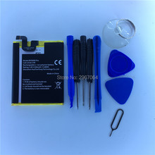 Mobile phone battery Blackview BV9000 pro battery 4180mAh  5.7inch MTK6757CD High capacit Original battery + disassemble tool