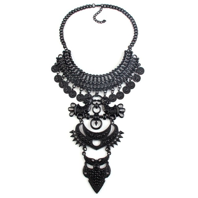 Dark Age Necklace Inspired by Natives
