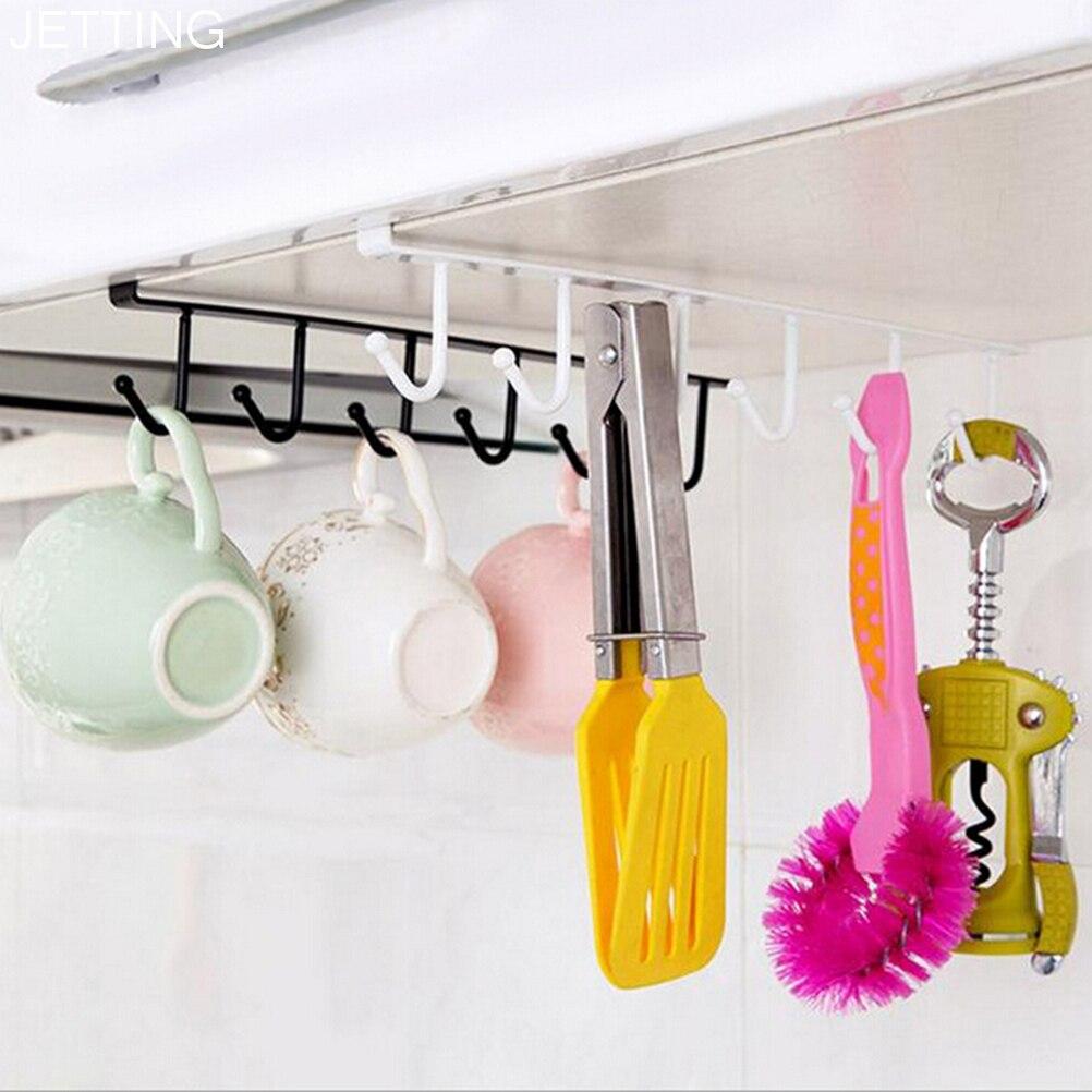 Heimwerker Bad Hardware 1 Pc Hause Dusche Kunststoff Handtuch Racks Hängen Halter Küche Lagerung Rack Schwamm Halter Schrank Schrank Aufhänger Regale