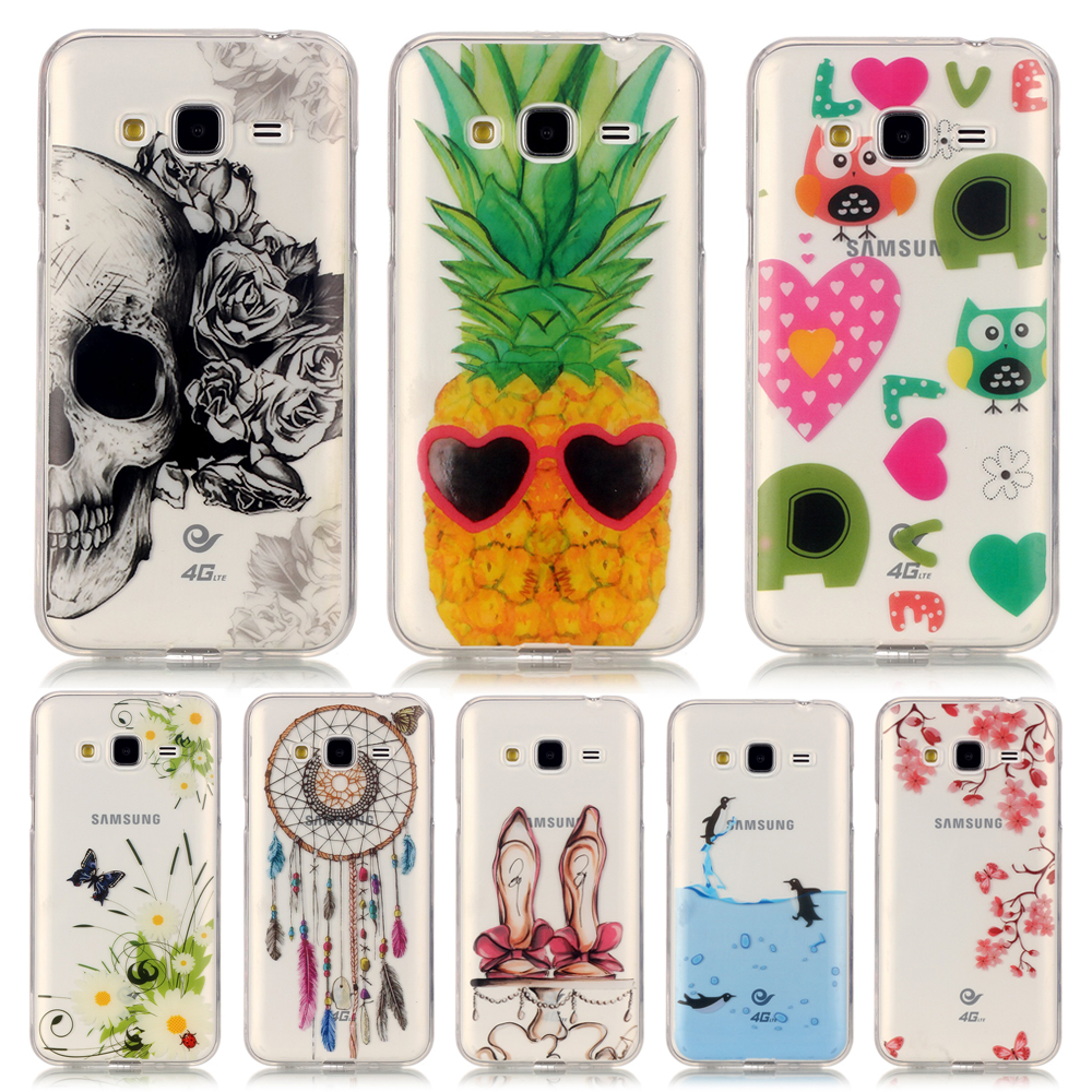 for coque samsung galaxy j3 case silicone cartoon back. Black Bedroom Furniture Sets. Home Design Ideas