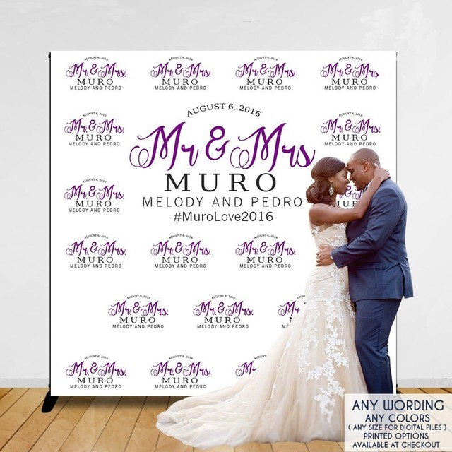 custom rustic letter party photography studio background high quality computer print wedding backdrops