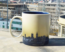 16 unze Kaffeetasse Globale Idol Stadt London Collector Series Tassen