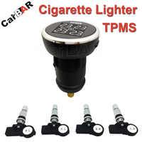 Zapalniczki TPMS z czujnikiem wewnętrznym wsparcie wysokie niskie ciśnienie z regulacją temperatury Alarm wycieku CARBAR