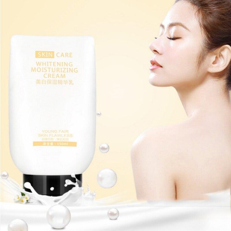 Body Lotion Instantly Whitening Cream Pearl Whitening Body Cream Bleaching Moisturizing Skin Care