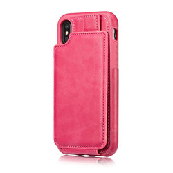 New iphoneX mobile phone cases iphone 6 7 8 / business anti-fall wallet style mobile phone shell unisex mobile phone shell sale 6