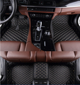 Mejor calidad y el envío libre! encargo esterilla protectiva para Nissan X-trail 2015 durable antideslizante alfombra para X-trail 2014