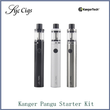 100% Original Kanger Pangu Starter Kit 2500mAh Bulit in Battery with PGOCC Coils Kangertech All In One Vape Pen Kit