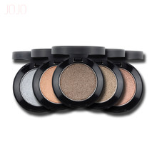 JOJO Ryukyu And Crystal Ribbon Color Eye Shadow 12 Colors Super Bright Pearl Shining Bright Glitter Powder Eyeshadow Makeup(China)