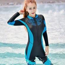 dbba765a2199 Y932 Summer beach surfing swimwear women sexy swimming diving suit board  sunscreen sports swimsuit bikini swimwear
