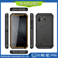 Wholesale Jeasung P8 Fingerprint Reader Rugged Waterproof Smartphone Quad Core MTK6737 Android 7 0 2 16GB