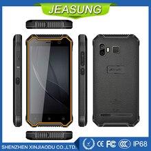 Wholesale Jeasung P8 Fingerprint Reader Rugged Waterproof Smartphone, Quad Core MTK6737, Android 7.0, 2+16GB, 5000mAh Battery