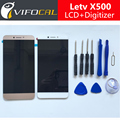 Letv X500 LCD Display + Touch Screen 100% New Digitizer Assembly Replacement Accessories For Letv Le 1S X501 Phone
