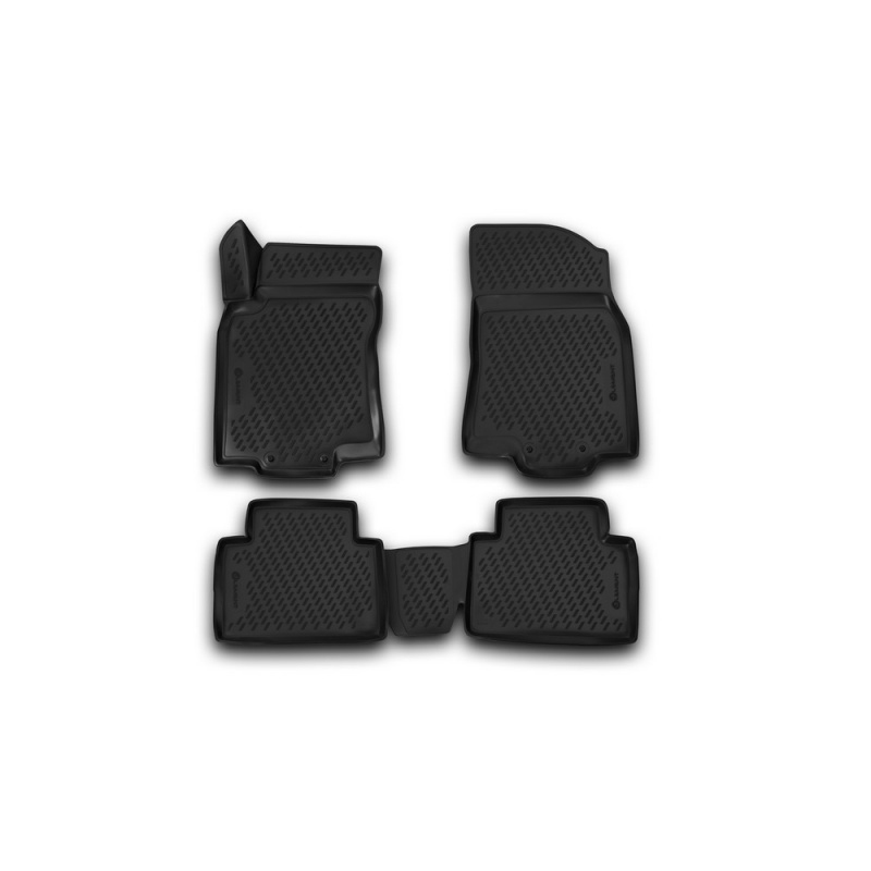 Car Mats 3D salon For NISSAN X-Trail 03/2015->, 4 PCs (polyurethane) tcrt5000 reflective infrared sensor photoelectric switches 10 pcs