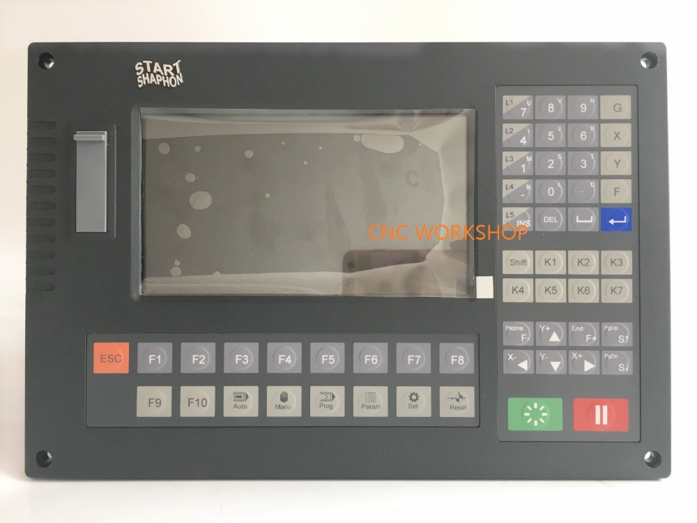 2 axis CNC controller for plasma cutting flame cutter precision SH 2012AH1 laser cutter replace SH