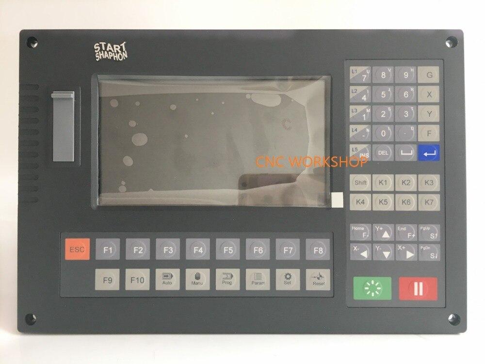 2 eixo controlador CNC para corte plasma chama cortador de precisão SH-2012AH1 laser cutter replace SH-2012AH
