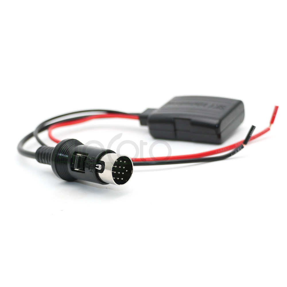 the bluetooth module is made for kenwood radio just plug the 13 pin connector into the socket back of your radio you can just insert this item to the  [ 1000 x 1000 Pixel ]