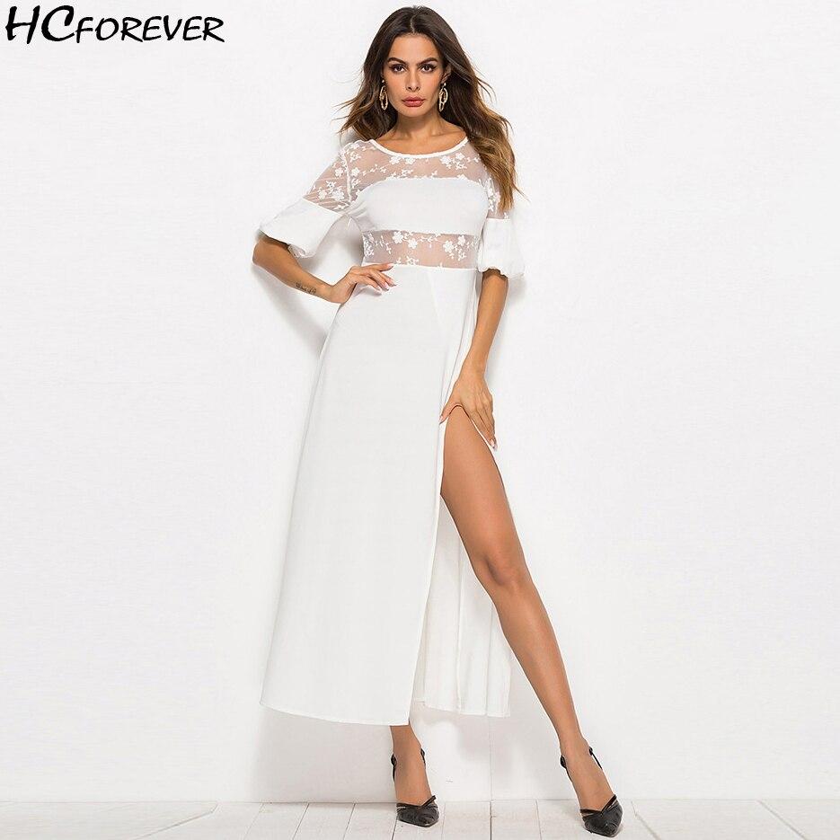 bec2571cb7 White Beach Maxi Dress With Sleeves – DACC