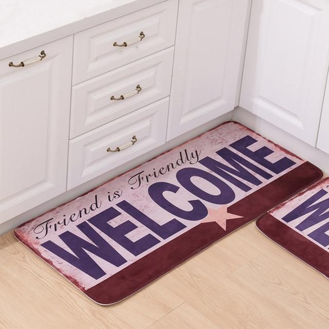 Door Mat Vintage Doormat Carpets Tapete Tapis Welcome Rugs Bath Mats
