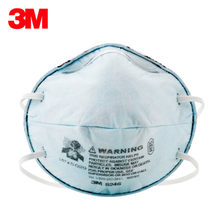 3Pcs 3M 8246 Protective Mask Anti Particles Dust R95 Trace Acid Gas Odor Respiratory Mask Chemical Paper Making Metallurgy(China)