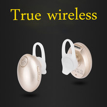 Dprui New Bluetooth Mini Earphone Beetle M8 Stealth Earbuds Ultra-Small Stereo 4.1 Earphones Sports Headset For Phone(China)