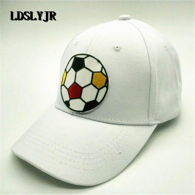 LDSLYJR 2017 cotton football Adjustable Baseball cap snapback cap travel outdoor golf sports hat for men and women 107