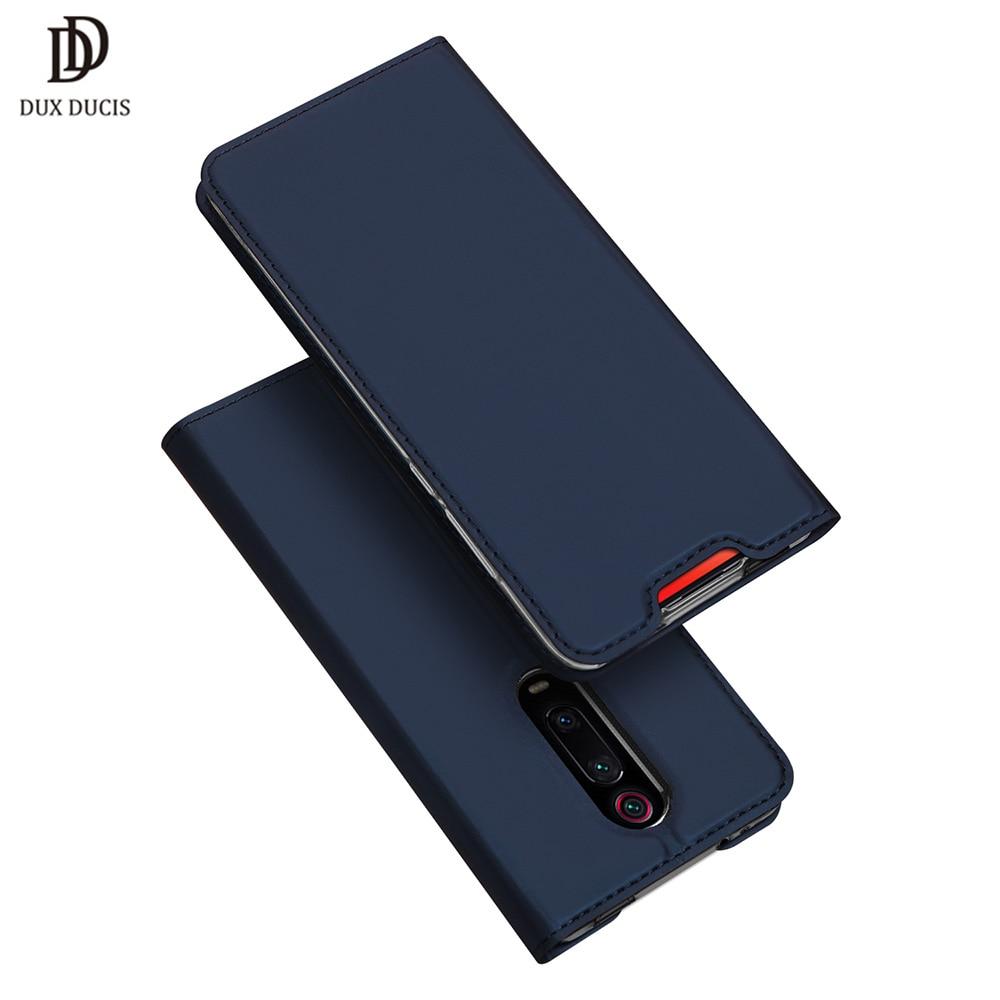 DUX DUCIS Flip Case for Xiaomi Redmi K20 Mi 9t Pro PU Leather Wallet Case for Xiaomi Redmi K20 Pro K 20 7 7A Note 7 cover Coque redmi note 7 pro cover