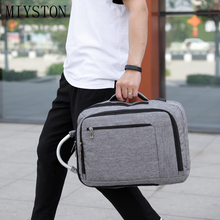New Multifunction Couples Backpacks For Men Lateral Portable Bag USB Charging 15.6 inch Laptop Male Mochila Travel Backpack